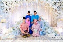 Kuala Lumpur Wedding Event Deco Wedding Planner Kiong Art Wedding Event Malay Wedding Theme Tema Perkahwinan Melayu A01-024