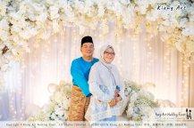 Kuala Lumpur Wedding Event Deco Wedding Planner Kiong Art Wedding Event Malay Wedding Theme Tema Perkahwinan Melayu A01-038