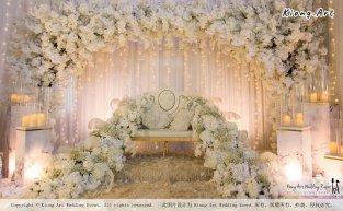 Kuala Lumpur Wedding Event Deco Wedding Planner Kiong Art Wedding Event Malay Wedding Theme Tema Perkahwinan Melayu A01-056