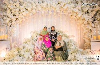 Kuala Lumpur Wedding Event Deco Wedding Planner Kiong Art Wedding Event Malay Wedding Theme Tema Perkahwinan Melayu A01-072