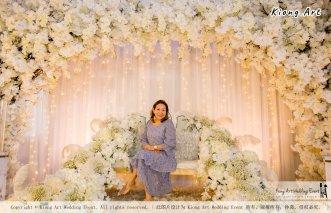 Kuala Lumpur Wedding Event Deco Wedding Planner Kiong Art Wedding Event Malay Wedding Theme Tema Perkahwinan Melayu A01-073