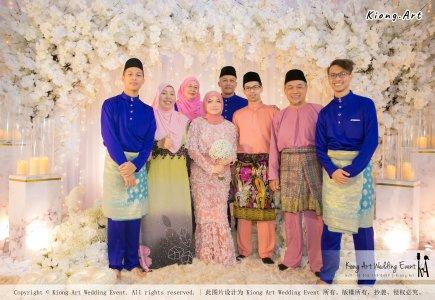 Kuala Lumpur Wedding Event Deco Wedding Planner Kiong Art Wedding Event Malay Wedding Theme Tema Perkahwinan Melayu A01-092