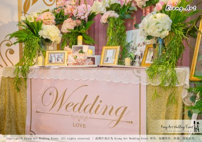 Malaysia Selangor Klang Kuala Lumpur Wedding Event Deco Wedding Planner Kiong Art Wedding Event 马来西亚 雪兰莪 巴生 雪隆区 吉隆坡一站式婚礼策划布置 A Gargen Story 温馨花园故事 A01-046