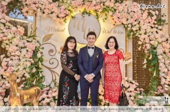 Malaysia Selangor Klang Kuala Lumpur Wedding Event Deco Wedding Planner Kiong Art Wedding Event 马来西亚 雪兰莪 巴生 雪隆区 吉隆坡一站式婚礼策划布置 A Gargen Story 温馨花园故事 B01-006