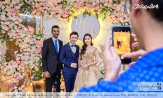 Malaysia Selangor Klang Kuala Lumpur Wedding Event Deco Wedding Planner Kiong Art Wedding Event 马来西亚 雪兰莪 巴生 雪隆区 吉隆坡一站式婚礼策划布置 A Gargen Story 温馨花园故事 C01-009