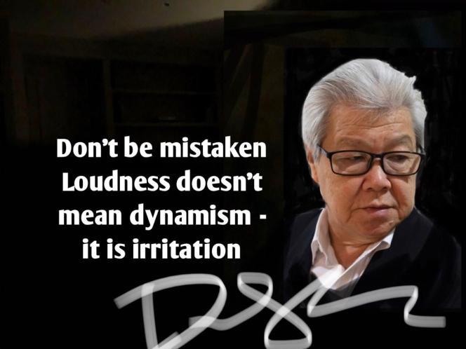 Dr David Goh's Inspiration A08