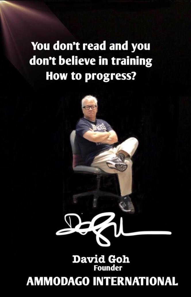 Dr David Goh's Inspiration A18
