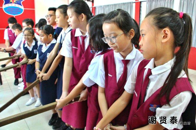 谢贤泰 2020小小领袖营 我是好领袖 I am A Leader SJKC Chung Hwa Presbyterian Muar Johor Malaysia 麻坡小学领袖培训 A079