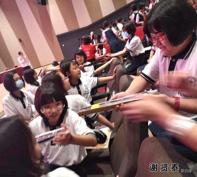 谢贤泰 新山宽柔一小 成为团队领袖 Be A Team Leader 2020小领袖培训营 麻坡小学领袖培训 新山小学培训 A032