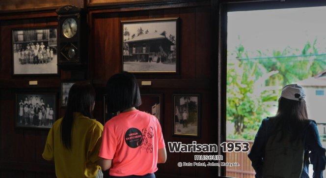 Tony Martin Kher founder of Warisan 1953 Museum at Batu Pahat Johor Malaysia Heritage 1953 Artist Joey Kher A21