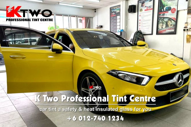 Batu Pahat Car Tint Batu Pahat Car Tinted Automotive Tinted Window Tinted K Two Professional Tint Centre Safety and Heat Insulated Glass B09