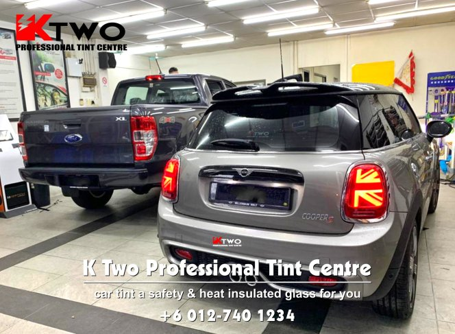 Batu Pahat Car Tint Batu Pahat Car Tinted Automotive Tinted Window Tinted K Two Professional Tint Centre Safety and Heat Insulated Glass B12