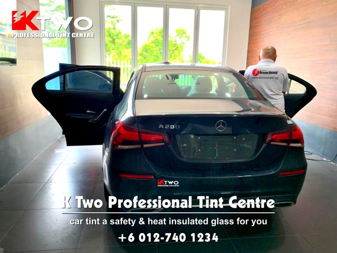 Batu Pahat Car Tint Batu Pahat Car Tinted Automotive Tinted Window Tinted K Two Professional Tint Centre Safety and Heat Insulated Glass B17