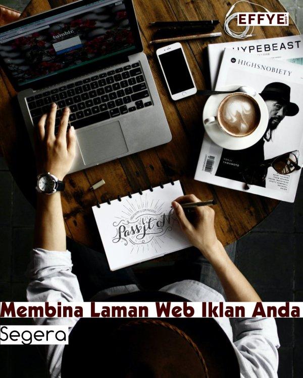 Effye Media Laman Web Iklan Malaysia Reka Bentuk Laman Web Malaysia Pendidikan Media Malaysia B01-02 Raymond Ong