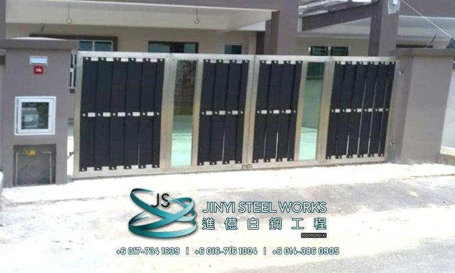 Jinyi Steel Works Pengilang Produk Besi dan Keluli Tahan Karat Menyesuaikan dan Memasangnya Untuk Anda Johor Melaka Negeri Sembilan Kuala Lumpur Selangor Pahang Batu Pahat Stainless Steel B10