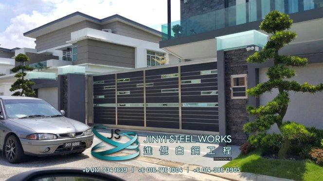Jinyi Steel Works Pengilang Produk Besi dan Keluli Tahan Karat Menyesuaikan dan Memasangnya Untuk Anda Johor Melaka Negeri Sembilan Kuala Lumpur Selangor Pahang Batu Pahat Stainless Steel B14