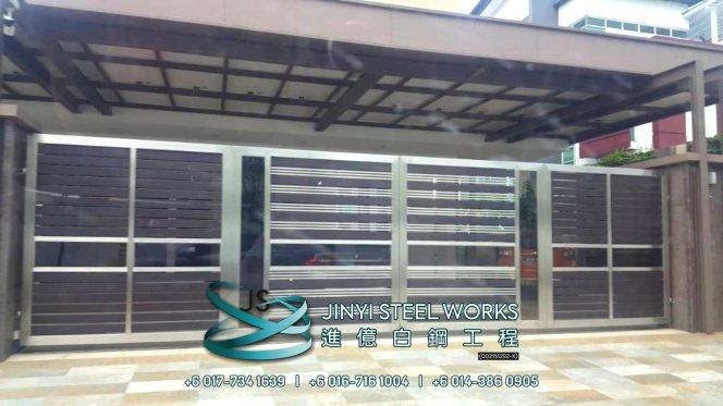 Jinyi Steel Works Pengilang Produk Besi dan Keluli Tahan Karat Menyesuaikan dan Memasangnya Untuk Anda Johor Melaka Negeri Sembilan Kuala Lumpur Selangor Pahang Batu Pahat Stainless Steel B21