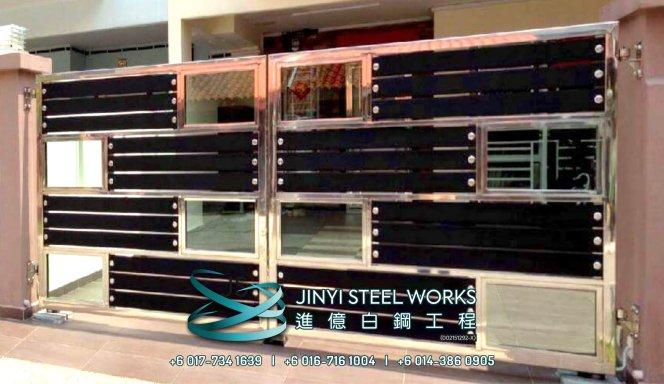 Jinyi Steel Works Pengilang Produk Besi dan Keluli Tahan Karat Menyesuaikan dan Memasangnya Untuk Anda Johor Melaka Negeri Sembilan Kuala Lumpur Selangor Pahang Batu Pahat Stainless Steel B22