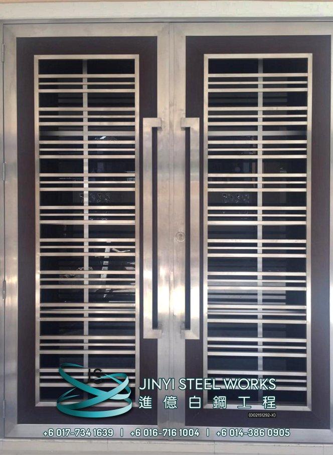 Jinyi Steel Works Pengilang Produk Besi dan Keluli Tahan Karat Menyesuaikan dan Memasangnya Untuk Anda Johor Melaka Negeri Sembilan Kuala Lumpur Selangor Pahang Batu Pahat Stainless Steel B26