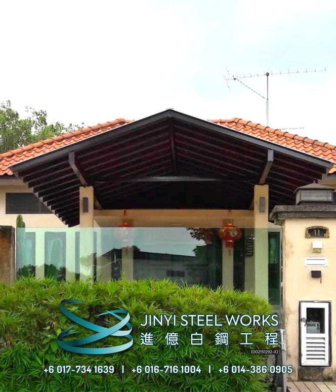 Jinyi Steel Works Pengilang Produk Besi dan Keluli Tahan Karat Menyesuaikan dan Memasangnya Untuk Anda Johor Melaka Negeri Sembilan Kuala Lumpur Selangor Pahang Batu Pahat Stainless Steel B27