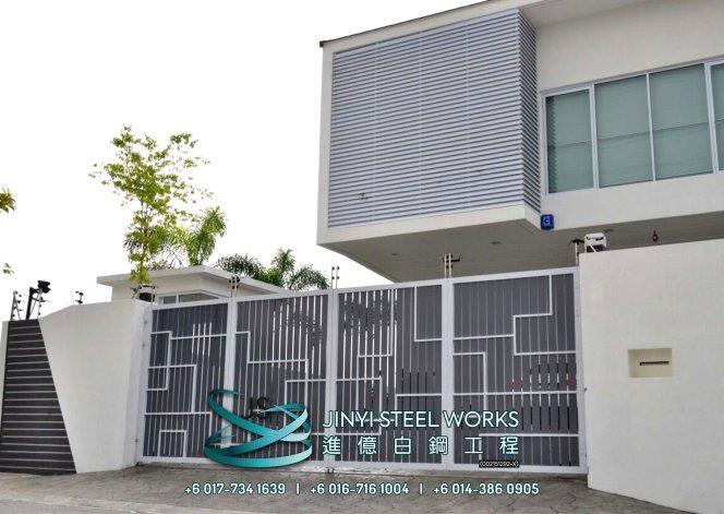 Jinyi Steel Works 铁与不锈钢产品制造商 为您定制钢铁产品与安装 柔佛 马六甲 森美兰 吉隆坡 雪兰莪 彭亨 峇株巴辖 不锈钢制造商 B09