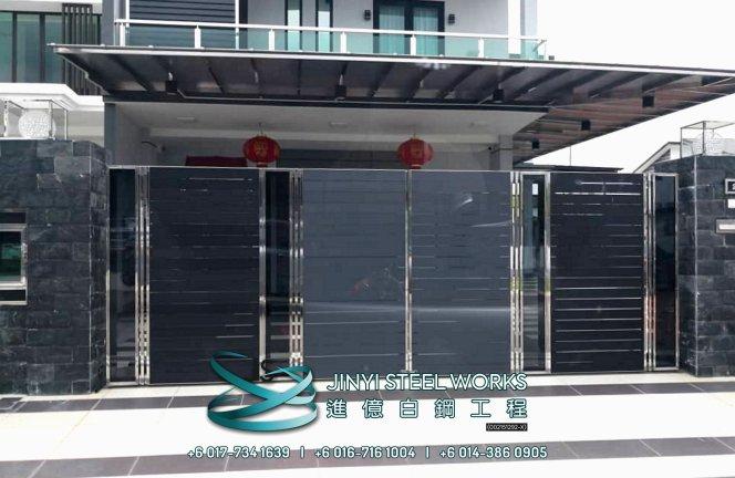 Jinyi Steel Works 铁与不锈钢产品制造商 为您定制钢铁产品与安装 柔佛 马六甲 森美兰 吉隆坡 雪兰莪 彭亨 峇株巴辖 不锈钢制造商 B20