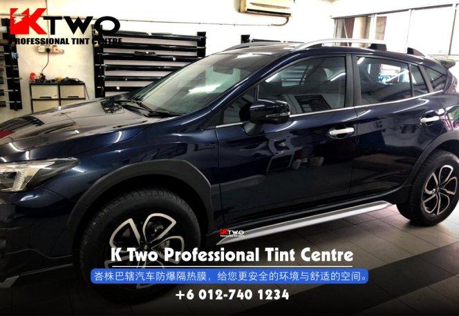 K Two Professional Tint Centre 汽车车镜防爆挡光纸 办公室玻璃窗户防爆隔热膜 B14