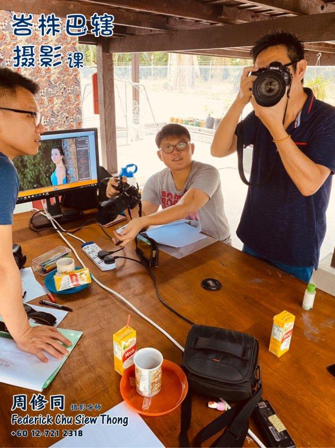 峇株巴辖摄影课摄影课程 马来西亚摄影老师 全职摄影人 摄影师 摄影导师 摄影指导 Federick Chu Siew Thong Malaysia Photographer Instructor D04