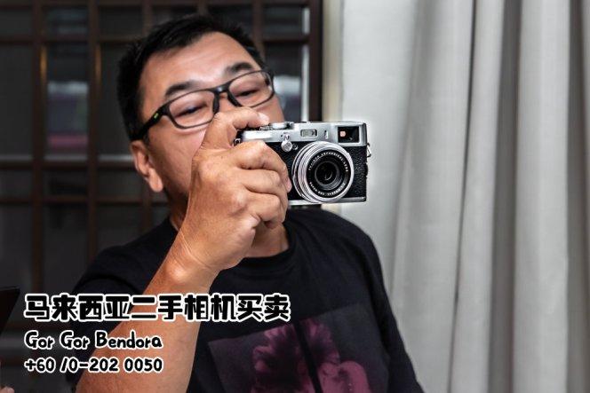相机杀手 Gor Gor Bendora Second hand camera buy and sell Malaysia Ben Bendora A02