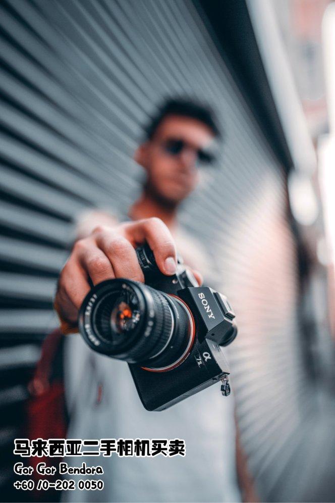 相机杀手 Gor Gor Bendora Second hand camera buy and sell Malaysia Ben Bendora A15