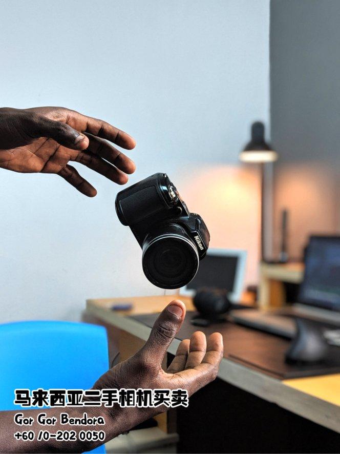 相机杀手 Gor Gor Bendora Second hand camera buy and sell Malaysia Ben Bendora A19