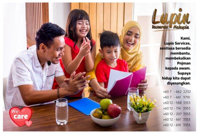 Loan Johor Pinjaman Peribadi Johor Pinjaman Johor Bahru Pinjaman Kulai Pinjaman Senai Pinjaman Skudai Lupin Resources Malaysia Syarikat Pinjaman A01-01