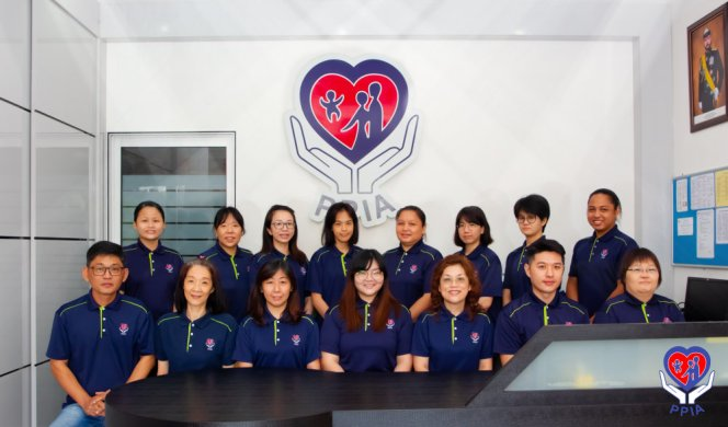 PPIA Batu Pahat 2020 特殊教育中心 Pertubuhan Perkhidmatan Intervensi Awal Making a Difference Transforming Lives A03