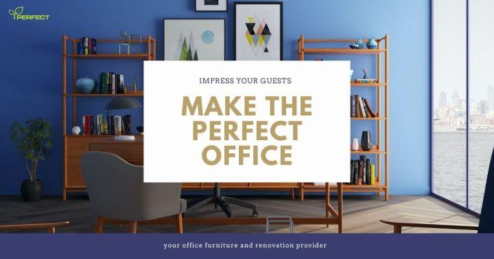I Perfect - Klang Office Furniture and Klang Office Renovation - Klang Valley Selangor Malaysia A00