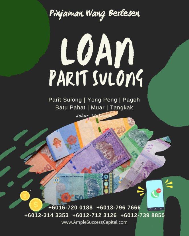 Pinjaman Wang Parit Sulong Pinjaman Wang Batu Pahat Pinjaman Wang Muar Pinjaman Wang Berlesen Parit Sulong Loan Ample Success Capital A15