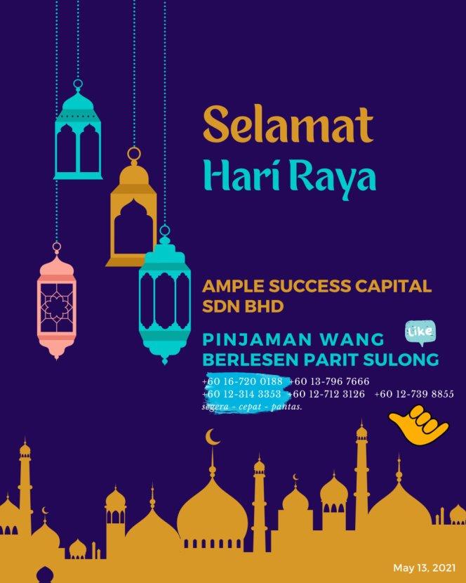 Pinjaman Wang Parit Sulong Pinjaman Wang Batu Pahat Pinjaman Wang Muar Pinjaman Wang Berlesen Parit Sulong Loan Ample Success Capital A20