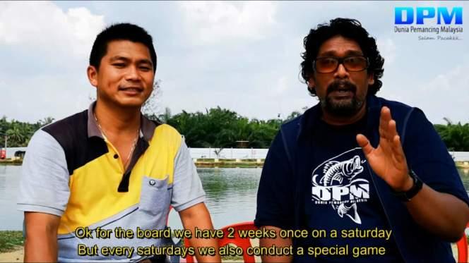 Kolam Memancing Simpang Sikon - Kolam Memancing Ikan Parit Raja Batu Pahat Johor Malaysia B13