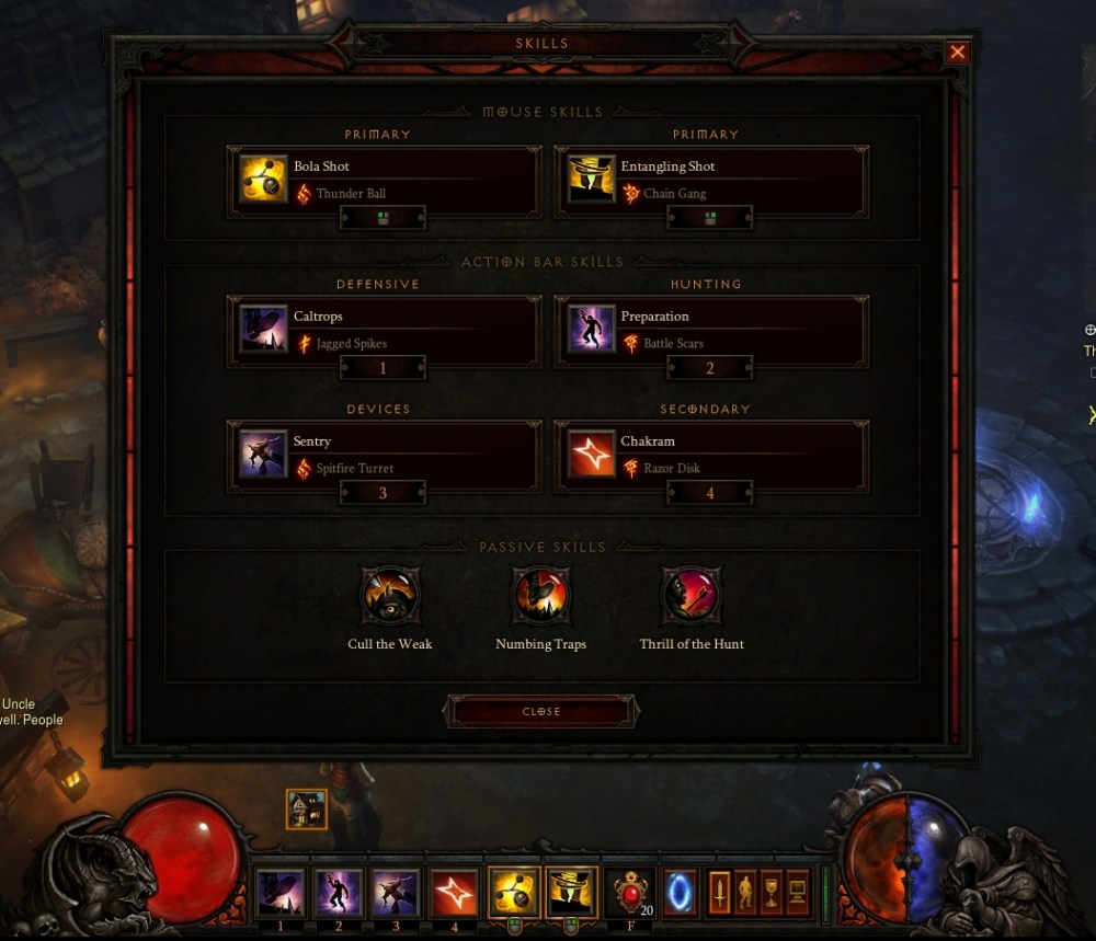 D3: My Demon Hunter Spec (Pre and Post-Inferno) (1/6)