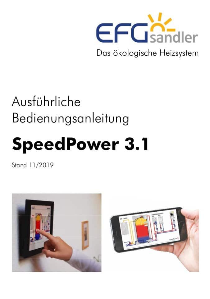 Bedienungsanleitung SpeedPower3 zum Download