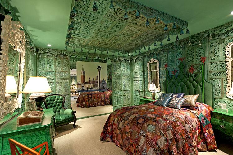 Tony Duquette Interior Design Everett Fenton Gidley