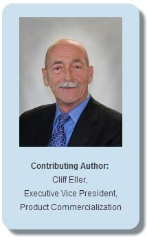 Cliff Eller, Executive Vice President, Product Commercialization