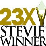 23X Stevie Winner