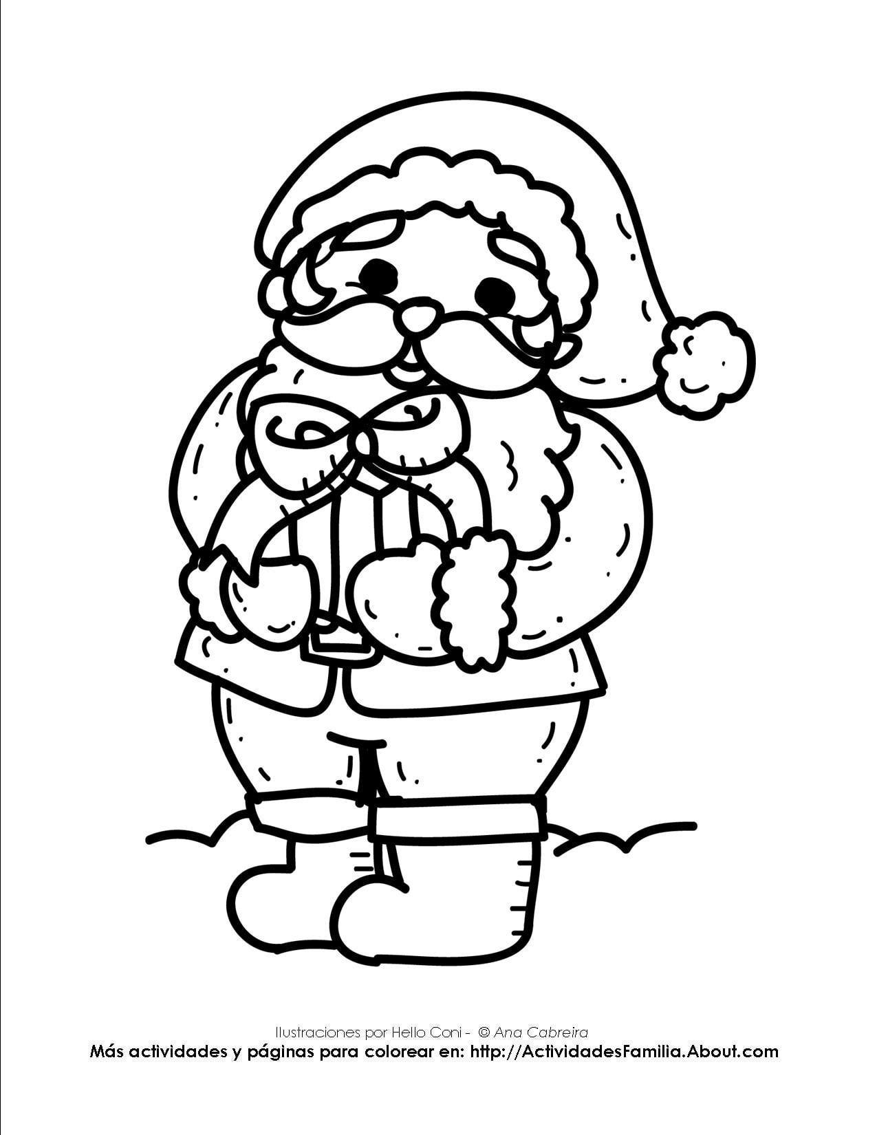 Dibujos De Arbolito De Navidad
