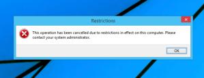 منع البرامج او ملفات exe من العمل