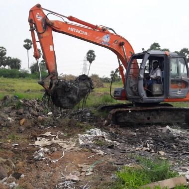 Restoration Efforts