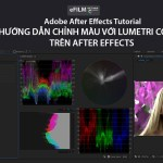 Hướng dẫn chỉnh màu với Lumetri Color trong After Effects
