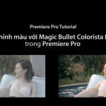 Hướng dẫn chỉnh màu với Colorista IV trong Premiere Pro