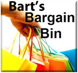 Bart's Bargain Bin