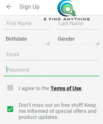 Get a free US phone number from your android mobile