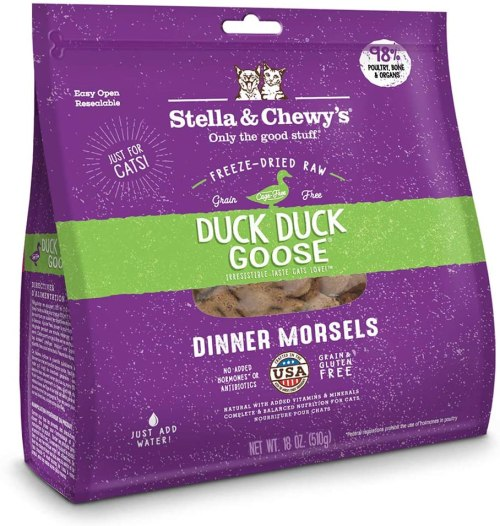 Stella and Chewy's Freeze- Dried Raw Dinner for Cat